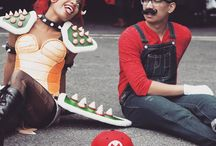 Cosplay - Super Mario Bros