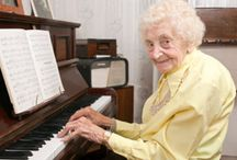 The Arts - for People with Alzheimer's disease and dementia