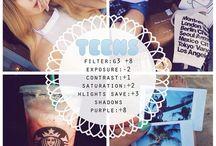 Instagram Theme & Hacks