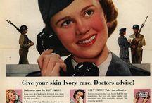Vintage Beauty Ads / Vintage beauty ads