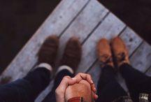 parejas invierno
