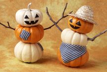 Halloween and Fall crafts etc..  / by Morgan Walls