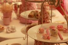 Tea party!!  / by Abigail Goss