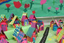 Preschool VILLAGE/TOWN theme