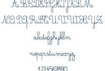 Western Calligraphy
