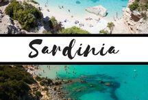 Sardinia vacation