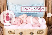 Salir de Viaje con el Bebé / Salir de Viaje con el Bebé
