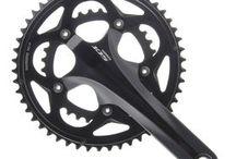 Mechanizmy korbowe / Szeroki wybór mechanizmów korbowych, dostosowany do waszych rowerów - od MTB po trekkingowe.
