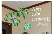 St . Patrick's day crafts