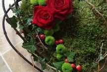 dekorácie na cintorín