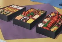 Food in Animes