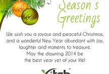 Season's Greetings / Season's Greetings from Xiteb Team!