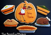 Cookies:Thanksgiving / by L A M