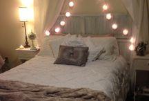 Bedroom decor / by Amanda Franklin