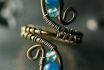 Wire wrapping / by Johnell Agee