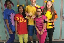 Diy Eeyore Costume