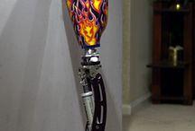 Bionics - prosthetics