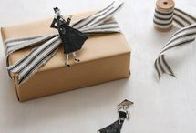 Beautiful Gift Wrapping Ideas / For all events and times of year.