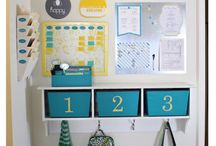 Command Center / Organize it! / by PickYourPlum