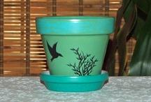 Buckets & Pots