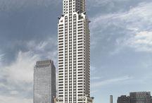 Sky high (buildings) / by carlos castro