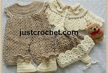 conjuntinhos em croche