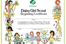 Girl Scouts - Daisy