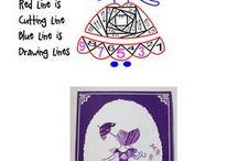 iris folding
