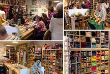 Adriafil World in Shops / I nostri negozi Adriafil in giro per l'Italia e per il mondo! #shop #negozi #rivenditori #adriafil