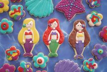 galletas de sirena