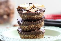 Vegan Treats / Vegan desserts that are free of refined sugars. / by Love and Lentils