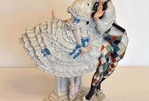 Meissen Porcelain Figurines
