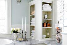 Master bedroom & Bath / by Jennifer Churilla