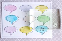 Thinking of You / Hello Cards