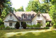 Lamorlaye Domaine du lys propriété comprenant deux maisons sur 4760 m² de terrain
