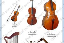 тема музыкальные инструменты