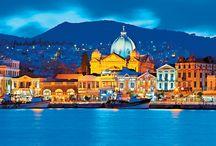 Vizesiz Yunan Adaları Gemi Turları / Birbirinden güzel bu manzaralar Vizesiz Yunan Adaları Gemi Turları ile seni bekliyor!  bit.ly/mngturizm-vizesiz-yunan-adalari-gemi-turlari