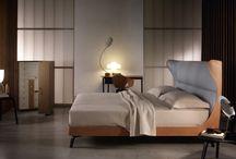 MAMY BLUE BED, design Roberto Lazzeroni