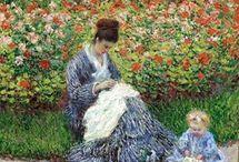 P-Claude Monet
