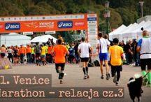 31. Venice Marathon / Mój pierwszy maraton