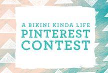 A Bikini Kinda Life Contest / #aBikiniKindaLife / by Danielle Nydam