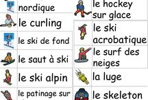 Theme: Olympiques/Olympics