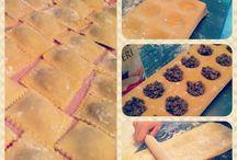 pâtes et pains