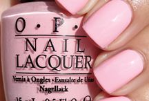Get your nails did. / Fav shades.  / by Casey Dickensheets Wiscons