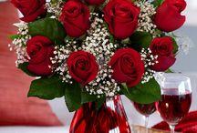 Valentines Inspiration / Inspiration for Valentines arrangements.