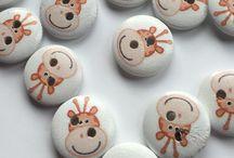 Buttons crafts, button making ideas, button art, button / Buttons crafts, button making ideas, button art, button , buttons uses, cute as a button