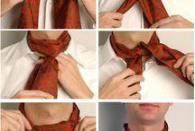 tie doing