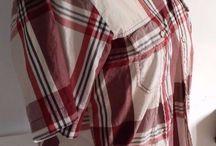 DIESEL Original plaid shirt short 222
