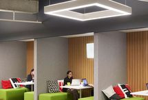 Office Design / Design ideas for office spaces