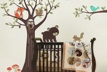 Nursery and Rooms for kids :) / by Lyndsee Reister